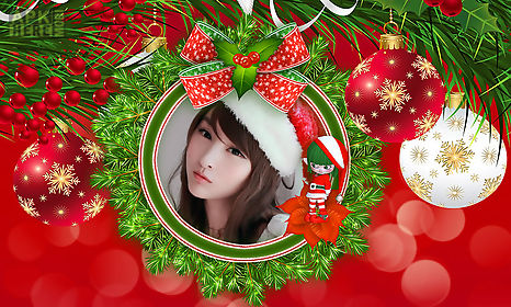 Merry Christmas Photo Frames ...