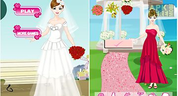 Wedding dress up games free