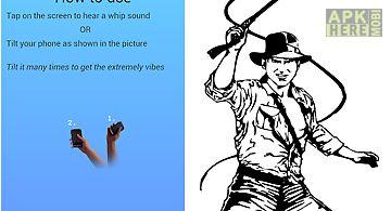 Whip sound app