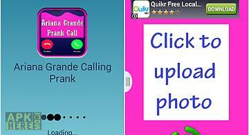 Ariana grande prank call