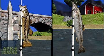 Big river fishing 3d lite