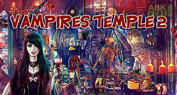 Hidden objects: vampires temple ..