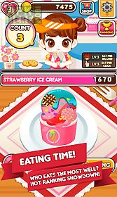 chef judy: icecream maker