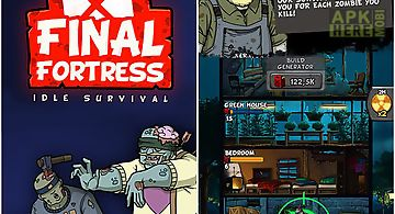 Final fortress: idle survival. v..