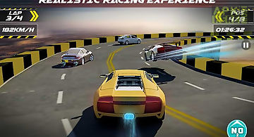 Real car driver – 3d racing