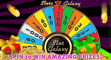 Slots galaxy: free vegas slots