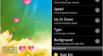 Heart  pro Live Wallpaper