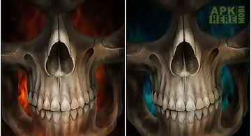 Skeleton in hellfire lwp Live Wa..
