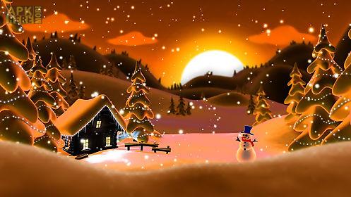 winter snow  lwp live wallpaper