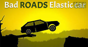 Bad roads: elastic car