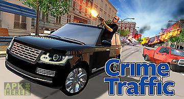 Crime traffic