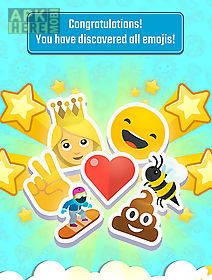match the emoji: combine and discover new emojis!
