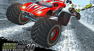 Snow racing: monster truck 17. s..
