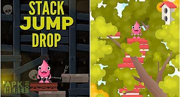 Stack jump drop