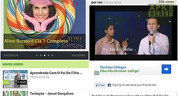 Telagospel vídeos evangélicos