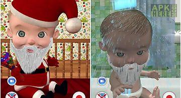 Baby (santa clothes)