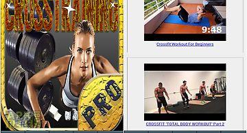 Cross training fitness craze