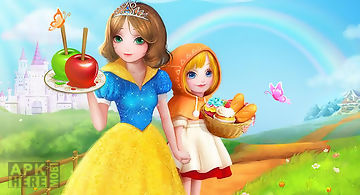Fairy tale food salon fun game