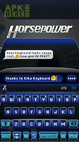 horsepowerfor kika keyboard