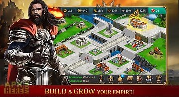 Age of kingdom : empire clash