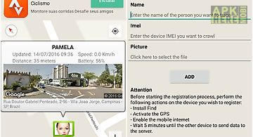 Cell phone tracking – find