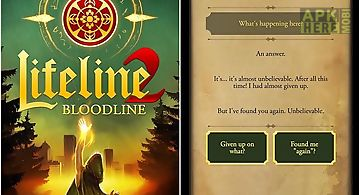Lifeline 2: bloodline