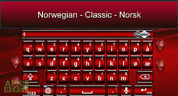 Slideit norwegian classic pack
