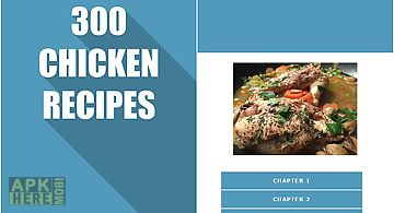 Indian chicken recipes book for android free download at apk here 300 chicken recipes forumfinder Images