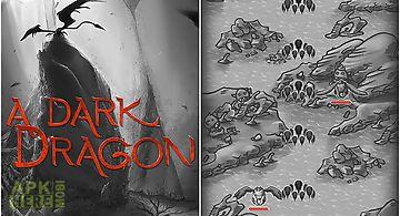 A dark dragon ad