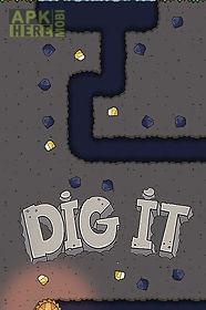 dig it! cat mine