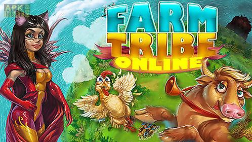 farm tribe online: floating island