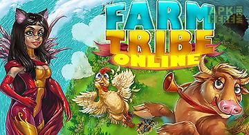 Farm tribe online: floating isla..