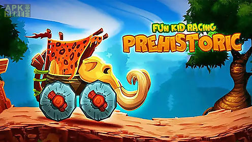 fun kid racing: prehistoric run