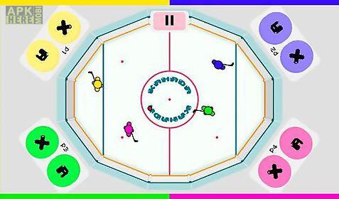 mortal hockey: arcade