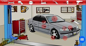 Repair a car: bmw