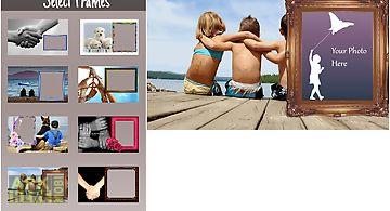 Friendship photo frames