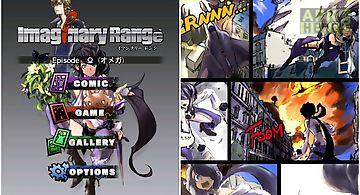 Imaginary range