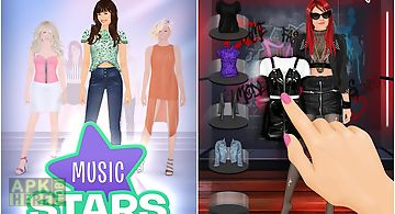 Stardoll dress up teen stars for Android free download at