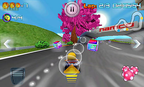 pac-man: kart rally