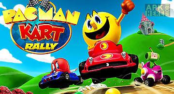 Pac-man: kart rally