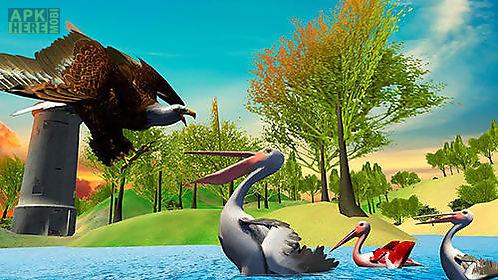 pelican bird simulator 3d