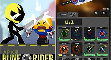 Rune rider