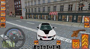 Car simulator game
