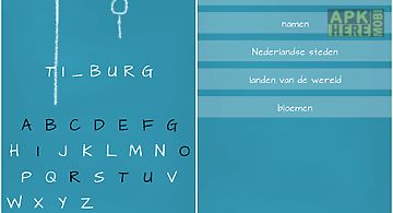Hangman (dutch)