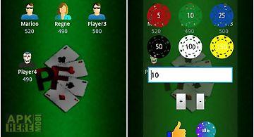 Poker full chips