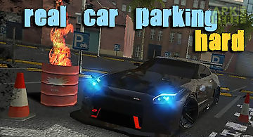 Real car parking: hard