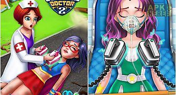 Superhero doctor 2 -er surgery