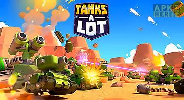 Tanks a lot! online battleground..