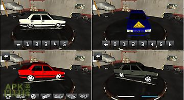 Car parking simulator 3d