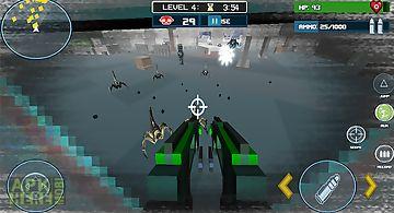Cube of duty: battlefield